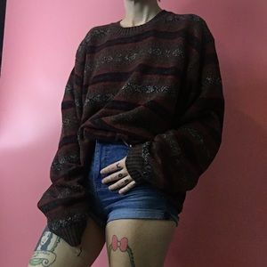 Izod Vintage Grandpa Sweater
